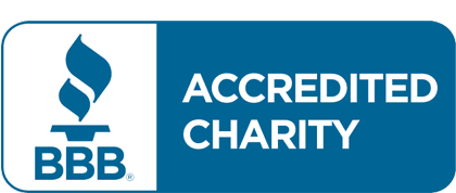 BBB Accredited Charity logo