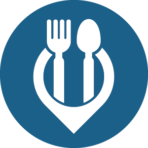 food locator icon