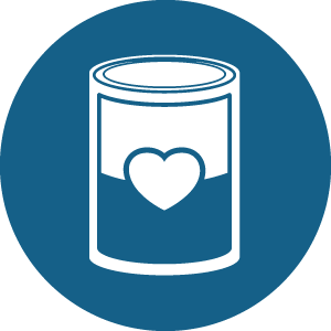 can of food icon