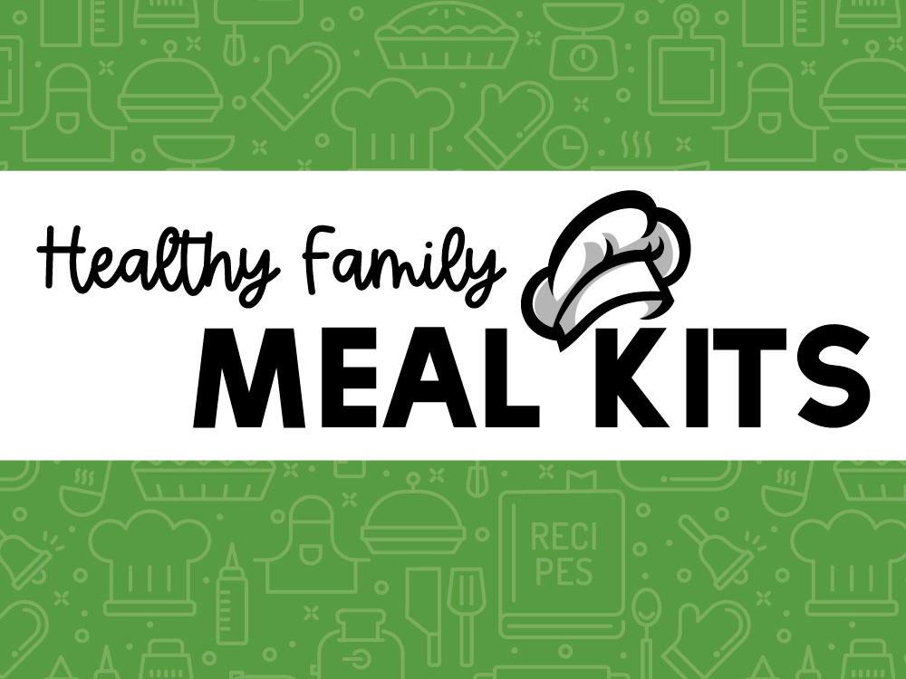 Healthy Family Meal Kits